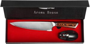 Aroma house chef knife