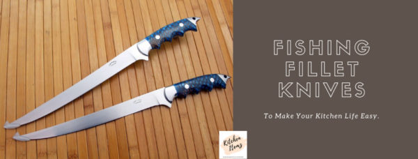5 Best Fishing Fillet Knives in 2021