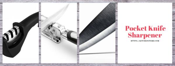 Best Pocket Knife Sharpener for the Money in 2019