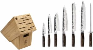 Shun Premier Knife Block Set