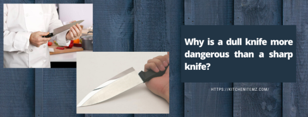 knife safety in the kitchen