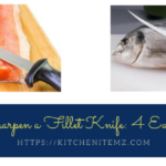 How to Sharpen a Fillet Knife: 4 Easy Methods